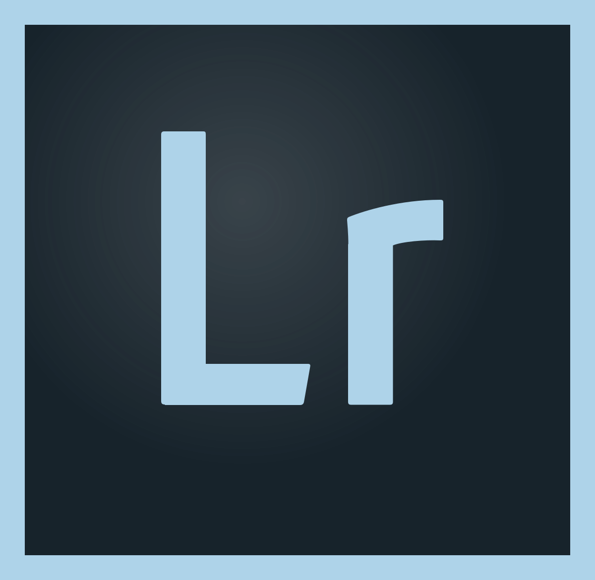 Logo Adobe Lightroom CS6