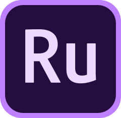 Adobe Premiere Rush CC icon